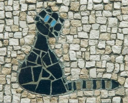 chat mosaïque S Peugniez 3