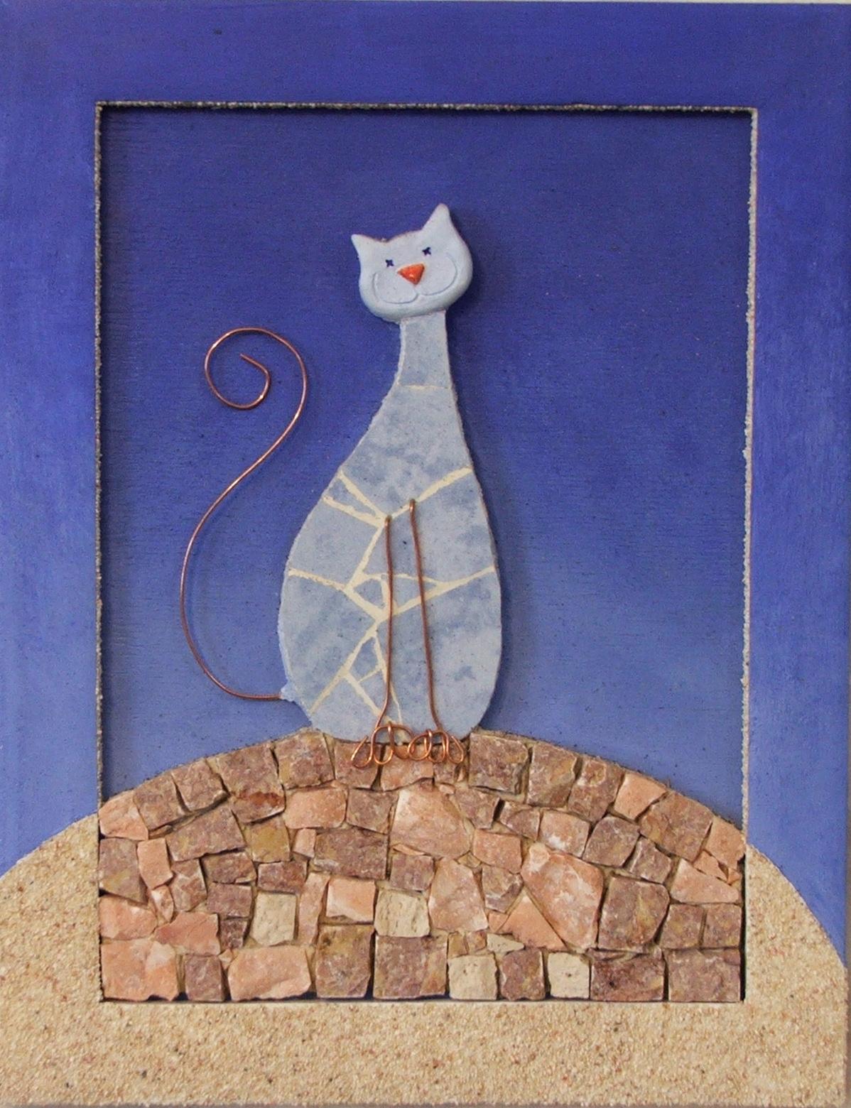 chat mosaïque severine peugniez